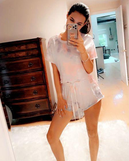 I think loungewear sets are my new thing 😝 Shop my daily looks by following me on the LIKEtoKNOW.it shopping app @liketoknow.it #liketkit #LTKunder50 #LTKstyletip #LTKsalealert http://liketk.it/3gQuE