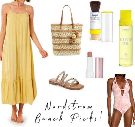 Nordstrom SALE, Nordstrom Beach Finds, #nsale, Nordstrom Summer Dress, Nordstrom Swimsuits, Nordstrom Swim, Nordstrom Summer Outfit,    http://liketk.it/3l5V9 @liketoknow.it #liketkit  #LTKsalealert #LTKstyletip #LTKshoecrush #LTKitbag #LTKswim