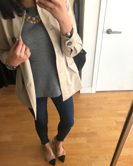 This peplum top is currently 40% off with code TOPITOFF. I took my usual size XSP. Alternatively use THANKS4 for $50 off your full-price purchase of $100+ and Shoprunner for free shipping on $25+. More details on ShopRunner can be found on the Sale Alerts page of www.whatjesswore.com. My shoes run true to size and my other outfit details are old but linked for reference. @liketoknow.it http://liketk.it/2xpSH #liketkit #LTKsalealert #LTKstyletip #LTKshoecrush #LTKunder100 #LTKunder50