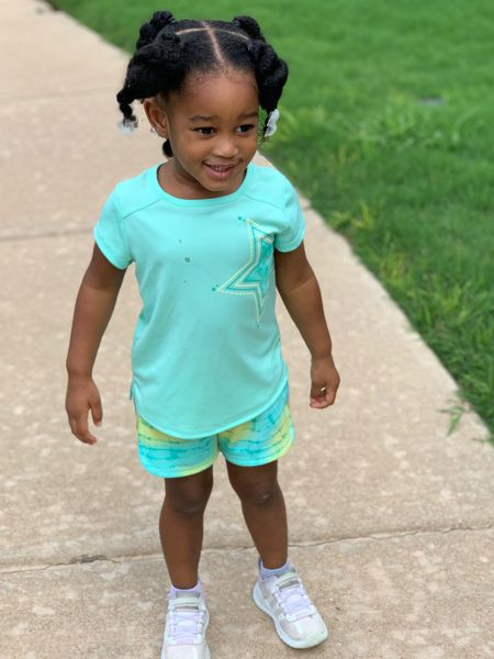 Cat & Jack Active Wear for Toddler Girls' for only $14!!   You can order it and pick it up at Target or get it shipped to you by Monday!!   #LTKSeasonal #LTKkids #LTKunder50