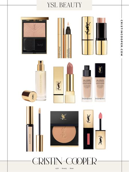 25% off sitewide at YSL beauty.   #LTKSale