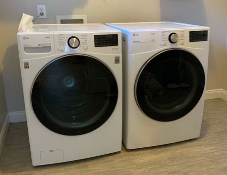 LG washer and dryer  #LTKunder50 #LTKunder100 #LTKhome