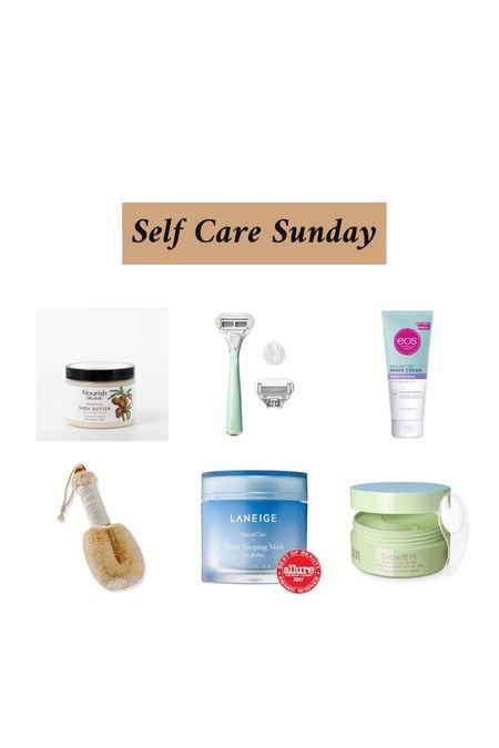 Detox, hydrate, exfoliate Self care Sunday essentials   #LTKbeauty #LTKunder50