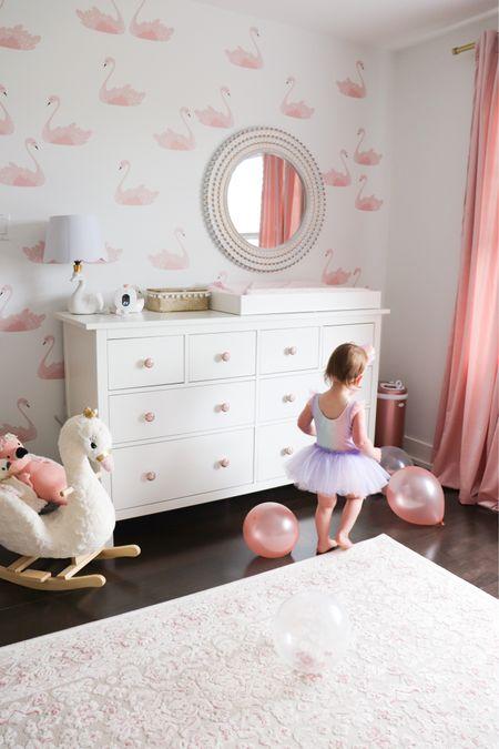 Swan Princess Nursery Decor✨  http://liketk.it/3kuVN #liketkit #LTKbaby #LTKfamily #LTKhome @liketoknow.it @liketoknow.it.family @liketoknow.it.home