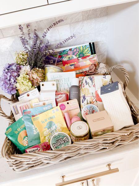 Get well basket for a friend!   #LTKGiftGuide