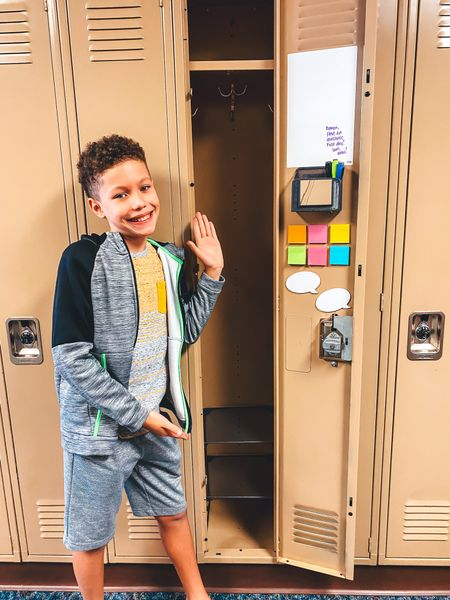 Back to School, here we come! Welcome to 6th grade! I've linked these locker essentials that will keep your kiddos organized!  #LTKfamily #LTKkids #LTKunder50