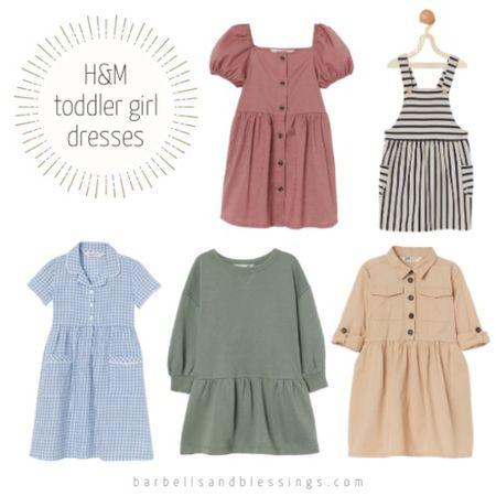 Toddler and girls #dresses  #LTKfamily #LTKSeasonal #LTKkids
