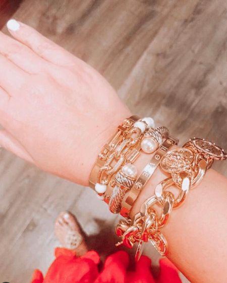 Eye Candy. #bracelets #jewelry #thestyledcollection  #LTKDay #LTKstyletip #LTKunder50 @liketoknow.it #liketkit http://liketk.it/3hkOj