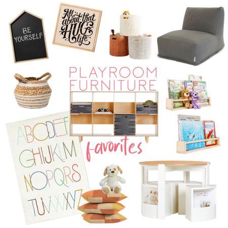 Playroom Furniture Favorites  🧸🪑   #LTKbaby #LTKfamily #LTKhome