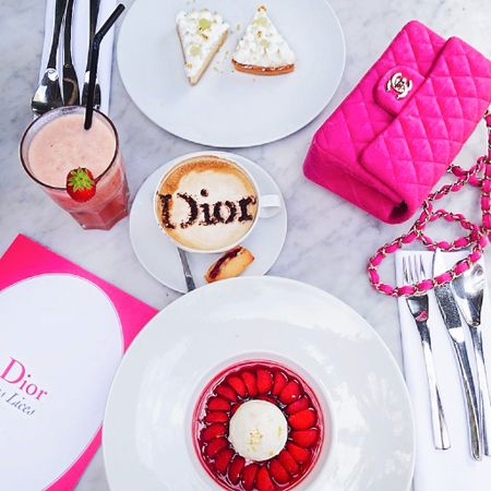 In order to be irreplaceable, one must be different. #Chanel #Pinkbag  #LTKitbag