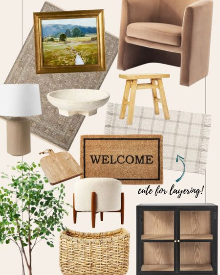 HOME DECOR FINDS - all from Target! Neutral, organic modern, eclectic home decor all at an affordable price point. http://liketk.it/3jIvp #liketkit @liketoknow.it #LTKhome