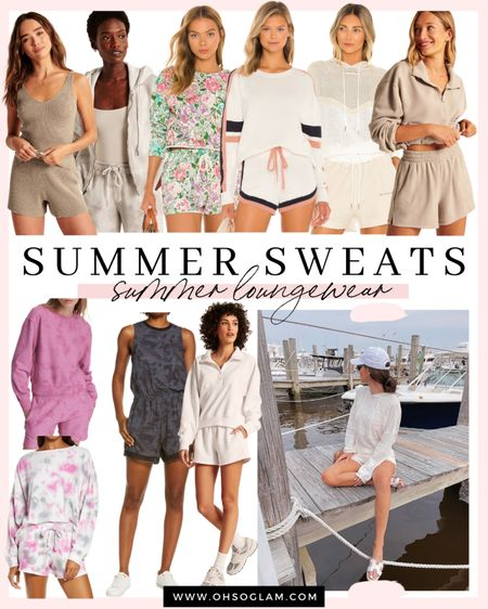 All the best summer sweat sets!   #LTKstyletip #LTKunder100