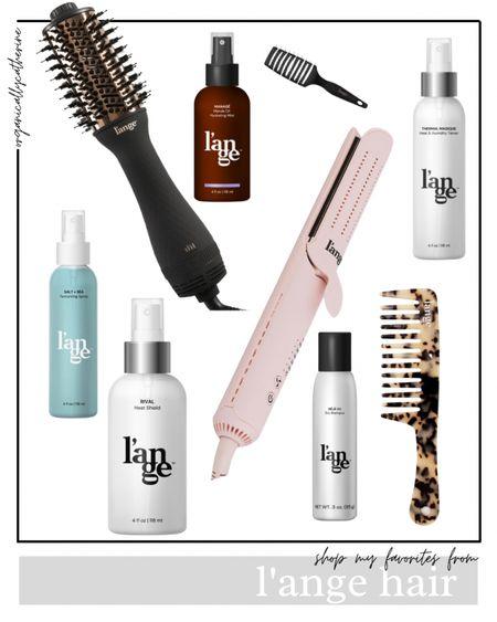 "http://liketk.it/3cLwe #liketkit @liketoknow.it #LTKsalealert #LTKunder50 #LTKunder100 #ltkstyle L'ANGE SALE GOING ON NOW!! snag my FAVORITES using code ""CHEERS"" for a huge discount!!! #hair #haircare #styletip #ltkstyletip #lange #SALE #SALEALERT"