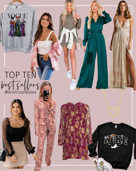 Last weeks best sellers!!!   #LTKSeasonal #LTKunder100 #LTKstyletip
