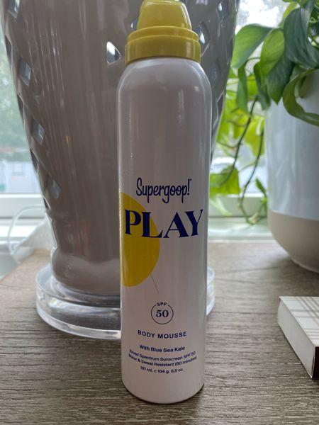 Beat sunscreen 🔥