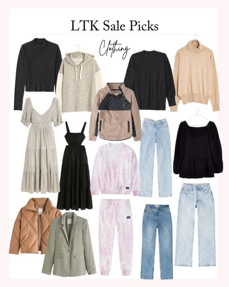 Last day of the #LTKSALE - Shop Abercrombie, Express, and Madewell at discounted prices!  Fall fashion, fall outfit Inspo, fall outfit ideas, women's fashion, sweaters, fall dresses, blazers, denim on sale, trending fashion   #LTKstyletip #LTKSale #LTKsalealert