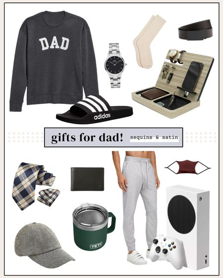 Some great gift ideas for dad (or any other guy in your life if you exclude the dad shirt!!!) #giftsfordad #giftguide #dadgifts   #LTKSeasonal #LTKGiftGuide #LTKHoliday