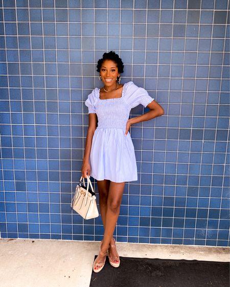Sunny skies and Blue dresses #liketkit #LTKunder100 #LTKstyletip #LTKsalealert http://liketk.it/3cNEJ @liketoknow.it