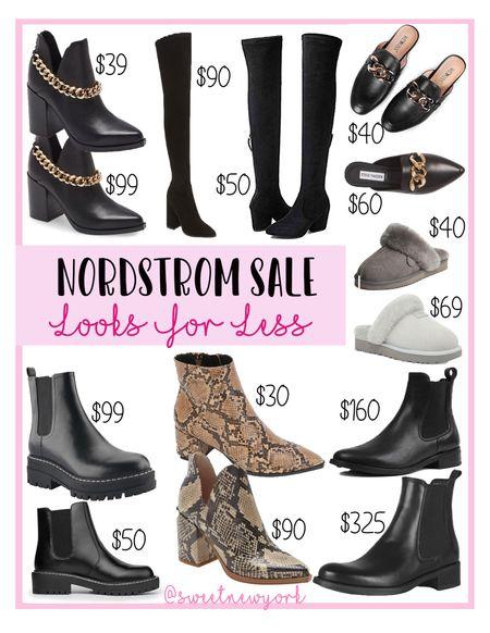 Rounding up some Nordstrom #NSALE fall shoe finds and Amazon looks for less   #LTKsalealert #LTKshoecrush #LTKunder100