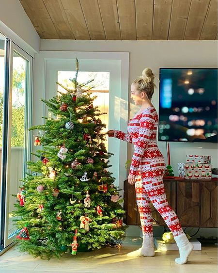 Loving these Cozy Christmas Pajamas from @target 🎄 Are you team matching set PJs or team sweats and random shirt?  http://liketk.it/33d6G #liketkit @liketoknow.it #LTKunder50 #LTKfamily #LTKunder100 You can instantly shop my looks by following me on the LIKEtoKNOW.it shopping app