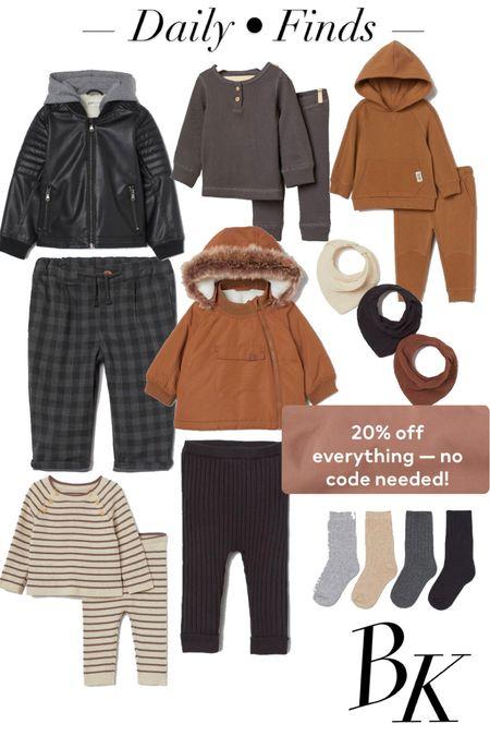 H&M sale 20% off no code needed   #LTKbaby #LTKsalealert #LTKfamily