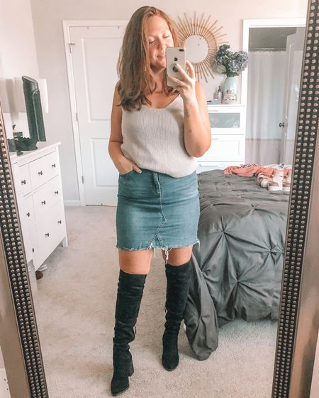 My favorite Over the Knee boots are on the Nordstrom Sale! Snag them before they're all gone!! http://liketk.it/2UgFk #liketkit @liketoknow.it #Nsale #Nordstrom