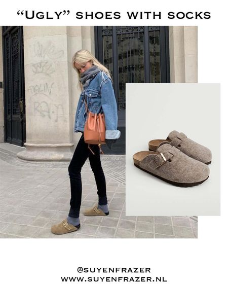 Ugly shoes with socks shoes trends 2021   #LTKshoecrush #LTKbacktoschool #LTKstyletip