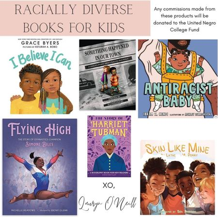 In honor of Black History Month, here are a couple of my fave racially diverse books for kids.   #LTKbaby #LTKfamily #LTKkids