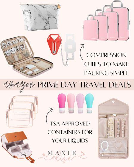 Amazon Prime Day Travel Deals 🛩  #amazonprimeday #amazonprimefinds #travelessentials #amazon #amazondeals #travelmusthaves   #LTKunder50 #LTKsalealert #LTKtravel