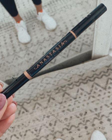 50% off my brow pencil and brush!  Originally: $23.00  Now: $11.50 I use shade medium brown http://liketk.it/3c0jv #liketkit @liketoknow.it