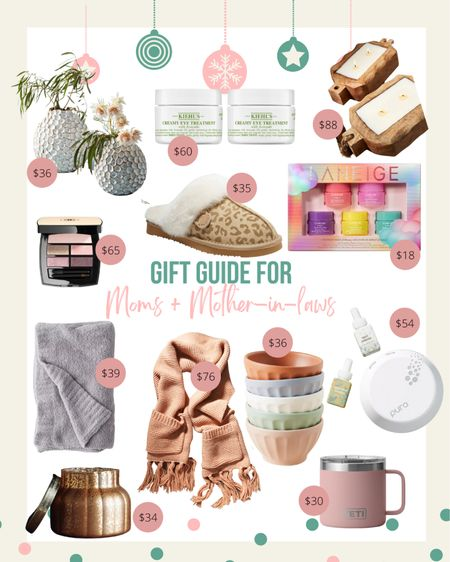 Gift guide for your mom or mother-in-law!   #LTKGiftGuide #LTKHoliday #LTKbeauty