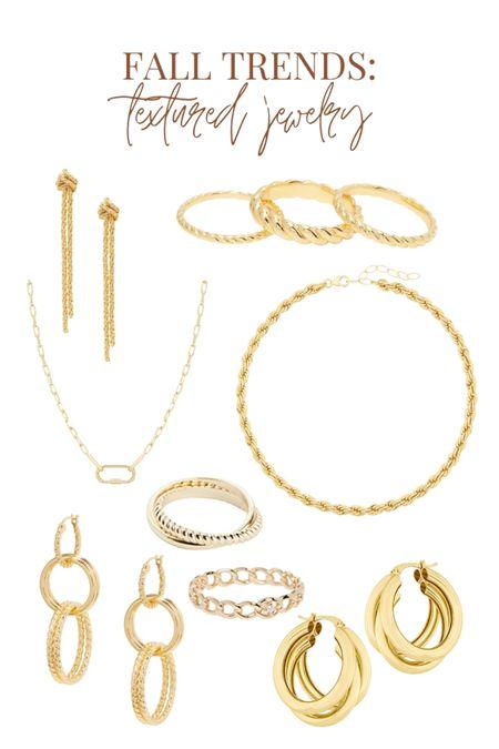 gold jewelry | accessories | fall fashion http://liketk.it/3noB0 #liketkit @liketoknow.it
