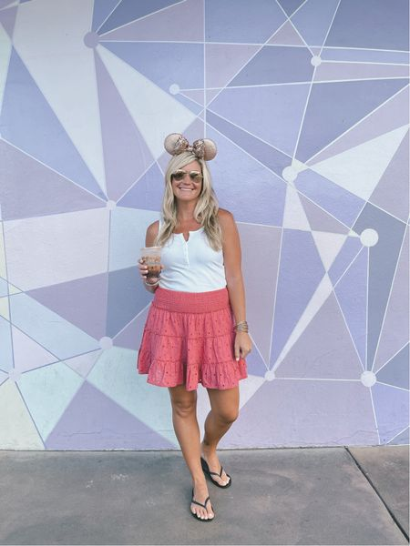 The perfect park skirt!