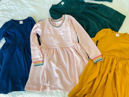 Our favorite dresses from Hanna Andersson! Great quality & comfy. Worth the price!   #LTKunder50 #LTKkids #LTKSale