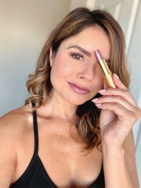 My Grande Cosmetics Lip Plumping lipstick is my fave. It's a mauve color    #LTKbeauty #LTKunder50