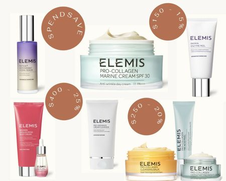 Elemis is at it one again! Its very unusual for them to have a sale so soon after their last Royal Sale.  This time you can get a discount between 15-25% off.  As always linking my trusty favorites 🙂 Happy Shopping 🛍  #elemis #ltkspringsale #sale #discount #bargain #skincare #liketkit #LTKsalealert #LTKunder100 #LTKbeauty http://liketk.it/3cZH2 @liketoknow.it