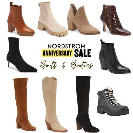 Best of #Nsale boots!    #LTKsalealert #LTKunder100 #LTKshoecrush