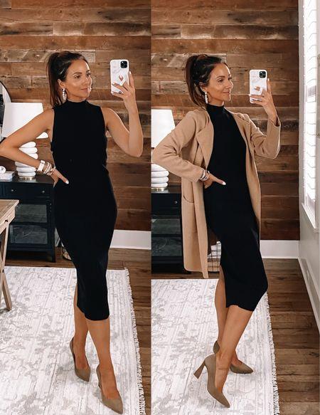 jcrew Juliette sweater blazer on sale - 30% off or 40% off your purchase of $250+ with code MOREFALL, blazer in size xs, sweater dress fits tts, #anna_brstyle  #LTKworkwear #LTKsalealert