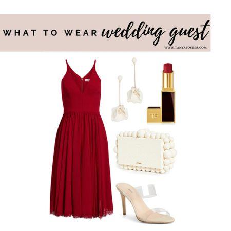 Perfect look for a wedding or event!     #LTKitbag #LTKshoecrush #LTKwedding