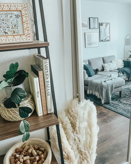 About to spring-ify this room with a new rug + neutral textures. Next step, fresh blooms 💐    p.s. do you spy the kitty? 👀 #liketkit #LTKhome @liketoknow.it @liketoknow.it.home http://liketk.it/3cBd4