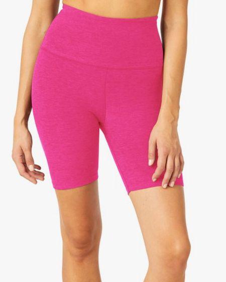 Beyond Yoga bike shorts on sale for $30 http://liketk.it/3glFc #liketkit @liketoknow.it