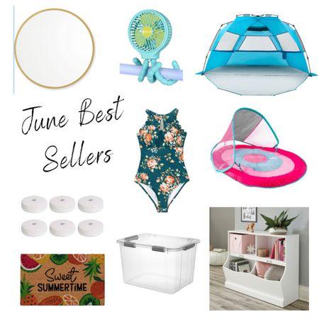 June Best Sellers ✨ http://liketk.it/3jgq4 #liketkit @liketoknow.it #LTKsalealert #LTKswim #LTKhome