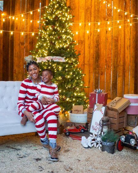 Family matching Christmas holiday pajamas  http://liketk.it/33AmR #liketkit @liketoknow.it
