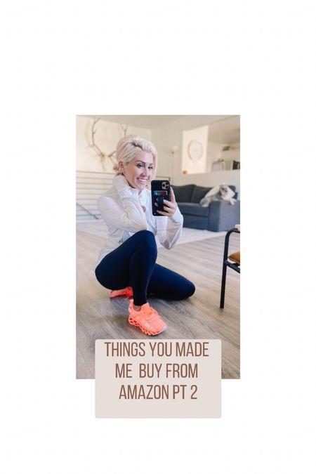 Things you made me buy from Amazon - Part 2!     #LTKunder50 #LTKsalealert #LTKshoecrush