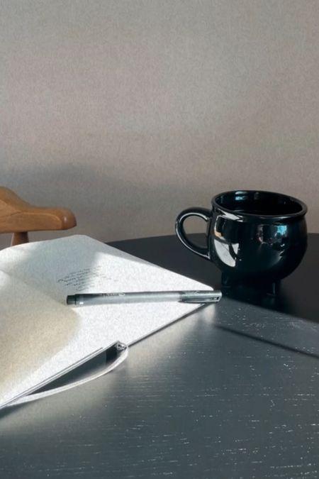 Cute cauldron shaped coffee mug is only $5!!!    #LTKunder50 #LTKSeasonal #LTKhome