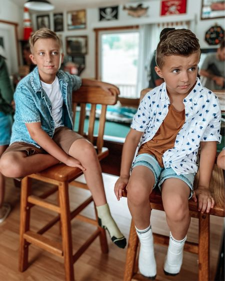 Older boys clothing http://liketk.it/3hzh5 #liketkit @liketoknow.it #LTKfamily #LTKkids #LTKstyletip @liketoknow.it.family You can instantly shop my looks by following me on the LIKEtoKNOW.it shopping app  top picks