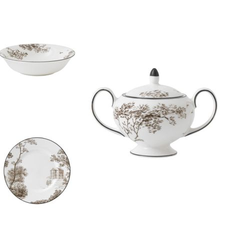 Last chance to get 25% off on Wedgwood selected Parkland collection which is inspired by Stately England home.  # salesalert  #LTKhome #LTKHoliday #LTKGiftGuide