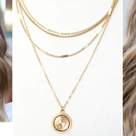 "The Styled Collection ""Brighton Pendant"" Necklace   http://liketk.it/2SJy0 #liketkit @liketoknow.it #LTKDay #LTKspring #LTKunder100"