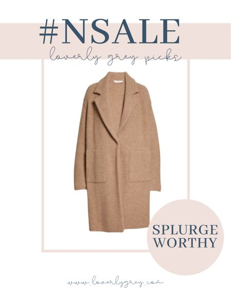 This coat is such a great quality and worth every penny!   #LTKstyletip #LTKsalealert