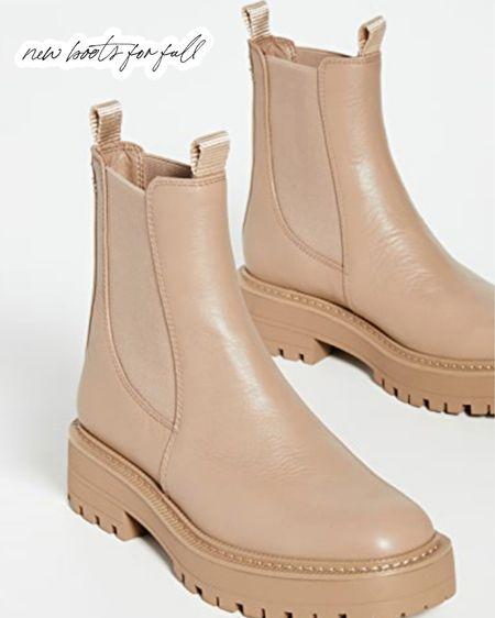 New boots for fall 🍂   #LTKstyletip #LTKshoecrush #LTKSeasonal